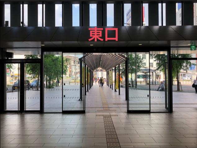 一宮駅東口